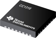 cc1310 TI Sub 1Ghz wireless module