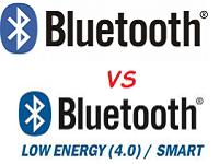 Bluetooth vs ble